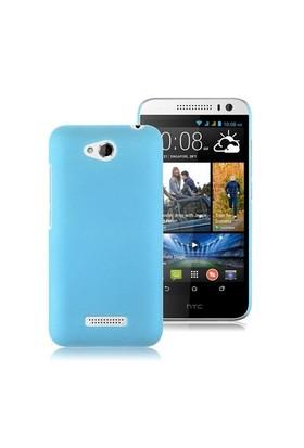 Microsonic Premium Slim Htc Desire 616 Kılıf Mavi