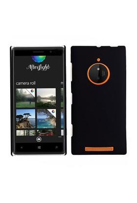 Microsonic Premium Slim Nokia Lumia 830 Kılıf Siyah