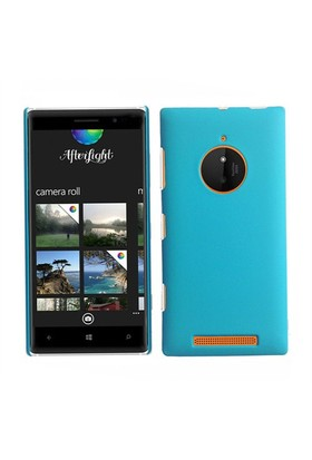 Microsonic Premium Slim Nokia Lumia 830 Kılıf Mavi