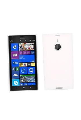 Microsonic Premium Slim Nokia Lumia 1520 Kılıf Beyaz