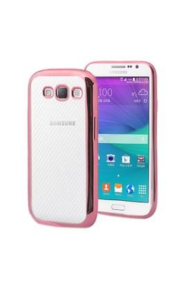 Microsonic Samsung Galaxy Grand Max Kılıf Flexi Delux Rose