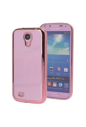 Microsonic Samsung Galaxy S4 Kılıf Flexi Delux Rose