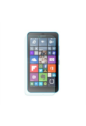 Cep Market Microsoft Lumia 640 Xl Ekran Koruyucu - Tempered Glass