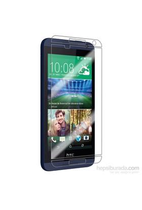 Case 4U HTC Desire 610 Ultra Şeffaf Ekran Koruyucu