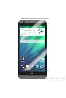 Case 4U HTC Desire 620 Ultra Şeffaf Ekran Koruyucu