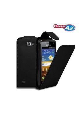 Case 4U Samsung Galaxy W i8150 Kapaklı Kılıf