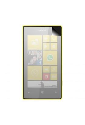 Vacca Nokia Lumia 520 Aynali Ekran Koruyucu Filmi