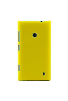 Duck Lumia 520 Plastic Daily Sari Kapak
