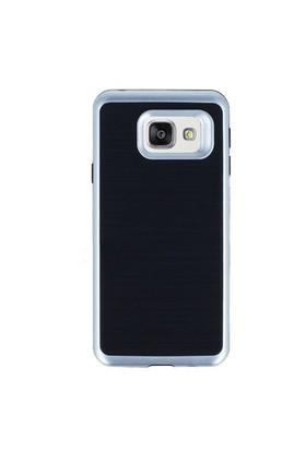 Kılıfshop Samsung Galaxy S7 Kılıf Infinity Motomo (Gümüş)
