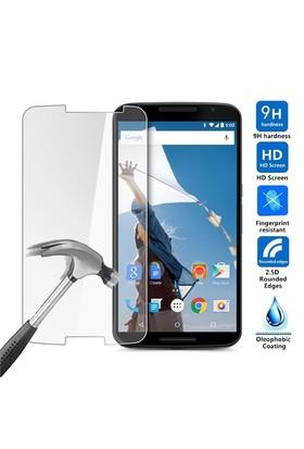 Case 4U Lg Nexus 6 Cam Ekran Koruyucu