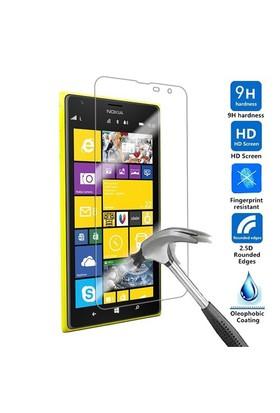 Case 4U Nokia Lumia 1320 Cam Ekran Koruyucu