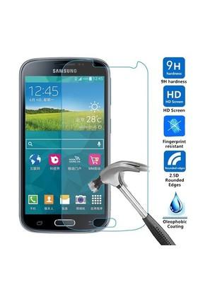 Case 4U Samsung Galaxy K Zoom (S5 Zoom) Cam Ekran Koruyucu