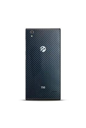 Teleplus Turkcell T50 Arka Batarya Kapak Siyah
