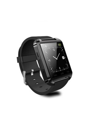 Smart Watch An-9906 Wireless Akıllı Saat Siyah