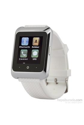 Polo Smart One Akıllı Saat Beyaz - POLO-001