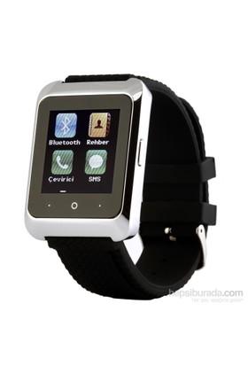 Polo Smart One Akıllı Saat Siyah - POLO-002
