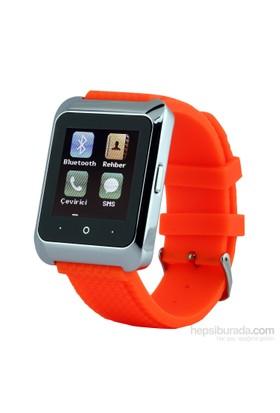 Polo Smart One Akıllı Saat Turuncu - POLO-004