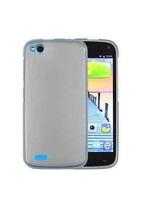 Microsonic General Mobile Discovery Kılıf Transparent Soft Siyah