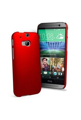 Microsonic Premium Slim Kılıf Htc One M8s Kırmızı