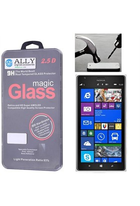 Ally Nokia Lumia 1520 Magic Glass Tempered Ekran Koruyucu