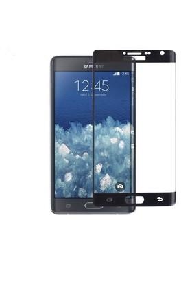 OEM Samsung Galaxy Note Edge Cam Ekran Koruyucu Cam Ekran Koruyucu Siyah