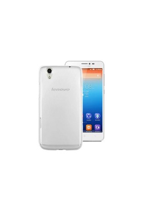 Microsonic Transparent Soft Lenovo S850 Kılıf Beyaz