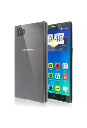 Microsonic Transparent Soft Lenovo Vibe Z2 Pro Kılıf Siyah