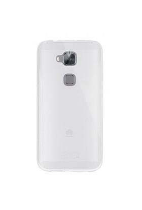 Gpack Huawei G8 Kılıf 0.2Mm Şeffaf Silikon