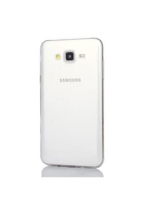 Gpack Samsung Galaxy Core 2 G355 Kılıf 0.2Mm Şeffaf Silikon
