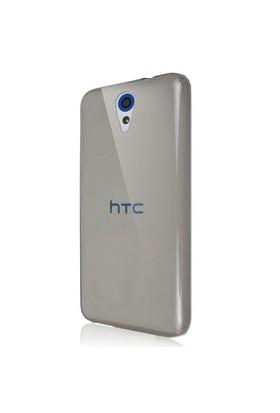 Gpack Htc Desire 620 Kılıf 0.2Mm Antrasit Silikon