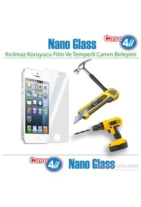Case 4U Apple İphone 5S Nano Glass Ekran Koruyucu