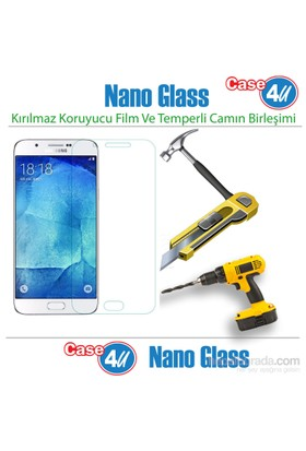 Case 4U Samsung Galaxy A5 Nano Glass Ekran Koruyucu