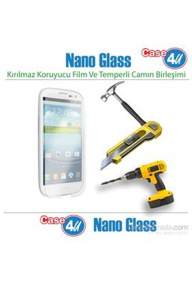Case 4U Samsung Galaxy S3 Nano Glass Ekran Koruyucu