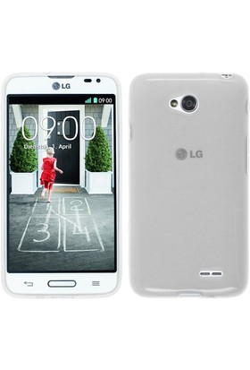 Microsonic Glossy Soft Lg L70 Kılıf Beyaz