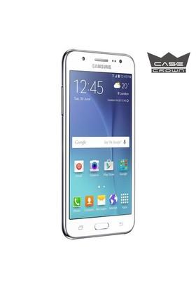 CaseCrown Samsung Galaxy J5 Ultra İnce Silikon Kılıf Şeffaf