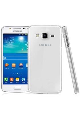 CaseCrown Samsung Galaxy J7 Ultra İnce Silikon Kılıf Şeffaf