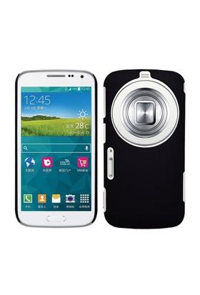 Microsonic Premium Slim Samsung Galaxy K Zoom (S5 Zoom) Kılıf Siyah