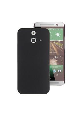 Microsonic Premium Slim Htc One E8 Kılıf Siyah