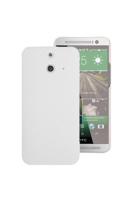 Microsonic Premium Slim Htc One E8 Kılıf Beyaz
