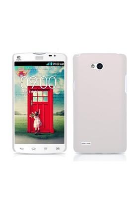 Microsonic Premium Slim Lg L80 Kılıf Beyaz