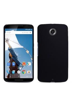 Microsonic Premium Slim Motorola Nexus 6 Kılıf Siyah