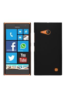 Microsonic Premium Slim Nokia Lumia 735 Kılıf Siyah