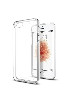Spigen Apple iPhone Se/5S/5 Kılıf Liquid Armor Crystal Clear