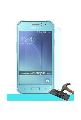 Microsonic Samsung Galaxy J1 Ace Temperli Cam Ekran Koruyucu Film
