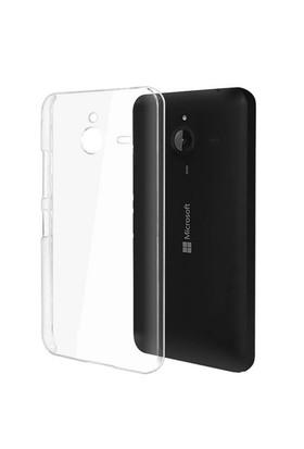 Microsonic Microsoft Lumia 640 Xl Kılıf Kristal Şeffaf