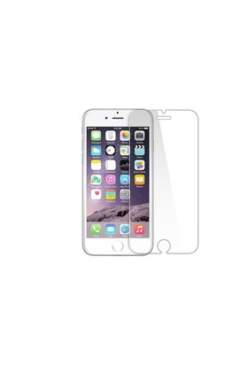 "Okmore Apple İphone 6 / 6S Plus (5.5"") Temperli Ekran 2İn1 0.33 2.5D"