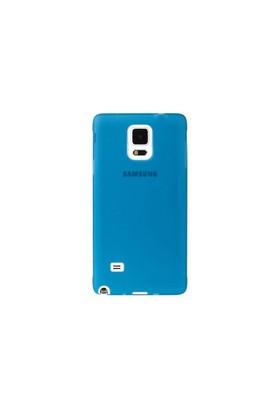 Spada Sam Note 4 Air Tpu Mavi Kılıf