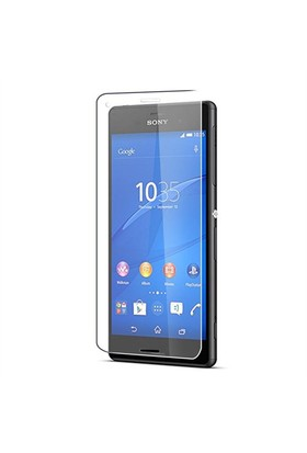 Lopard Sony Xperia Z5 Temperli Ekran Koruyucu Film