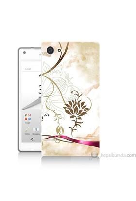 Teknomeg Sony Xperia Z5 Premium Kapak Kılıf İmagine Baskılı Silikon
