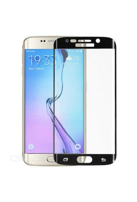 Signor Hobby Samsung Galaxy S6 Edge Plus Ön Arka Full Kavisli Siyah